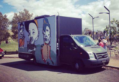 Eat Art Truck, Sydney