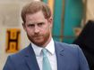 Prince Harry lands in the UK to attend Philip's funeral