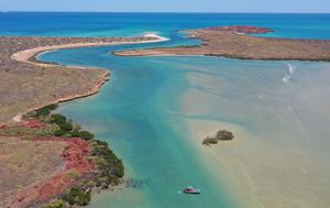 Australia's first-ever ancient underwater Aboriginal archaeological site undercovered