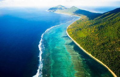 Vanuatu Volcano Islands