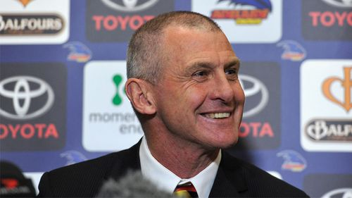 "Adelaide Crows coach Phil Walsh has been praised as a ""great strategist""."