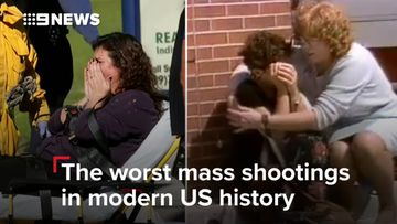 The worst massacres in modern US history