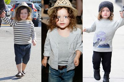 The first son of celebrity stylist Rachel Zoe was bound to make our super stylin' list! And why would he not? <br/><br/>He's nailed nautical, wears a fedora like a pro and owns way too much Ralph Lauren, Burberry and Gucci...and he's only two years old! <br/><br/>