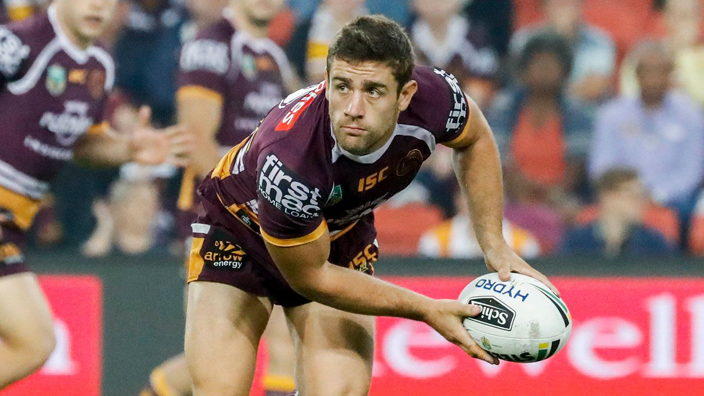 Andrew McCullough Brisbane Broncos NRL