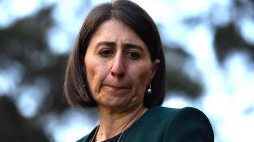 The NSW premier Gladys Berejiklian has faced calls to resign.