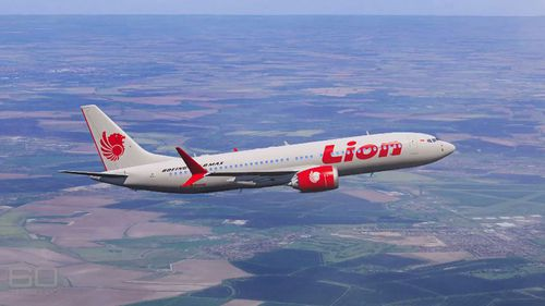 Lion Air flight 610, plunged into the sea off the coast of Indonesia in October 2018.
