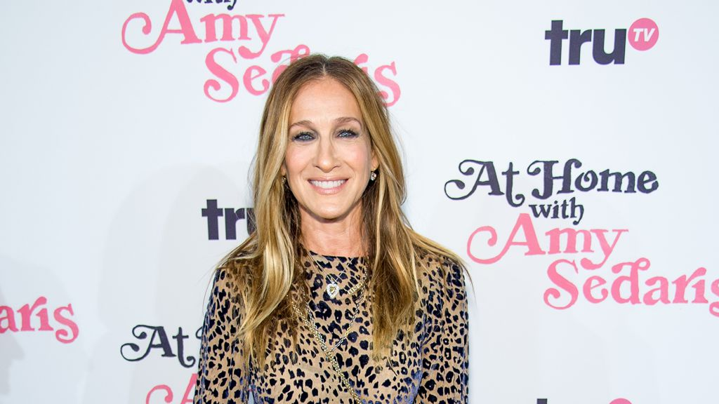 Sarah Jessica Parker steps out in the same outfit in two weeks