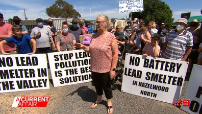 The campaign to stop a Chinese lead smelter being built