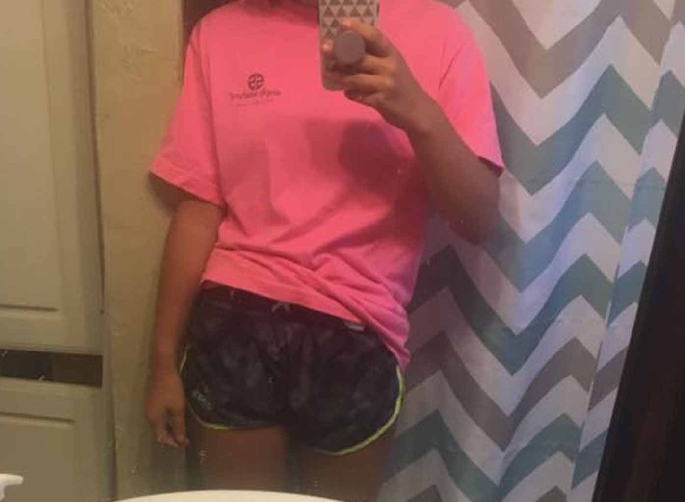Madison Herber says she was  verbally abused for this outfit