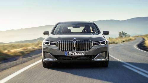 BMW 7 Series Sedan release 2019