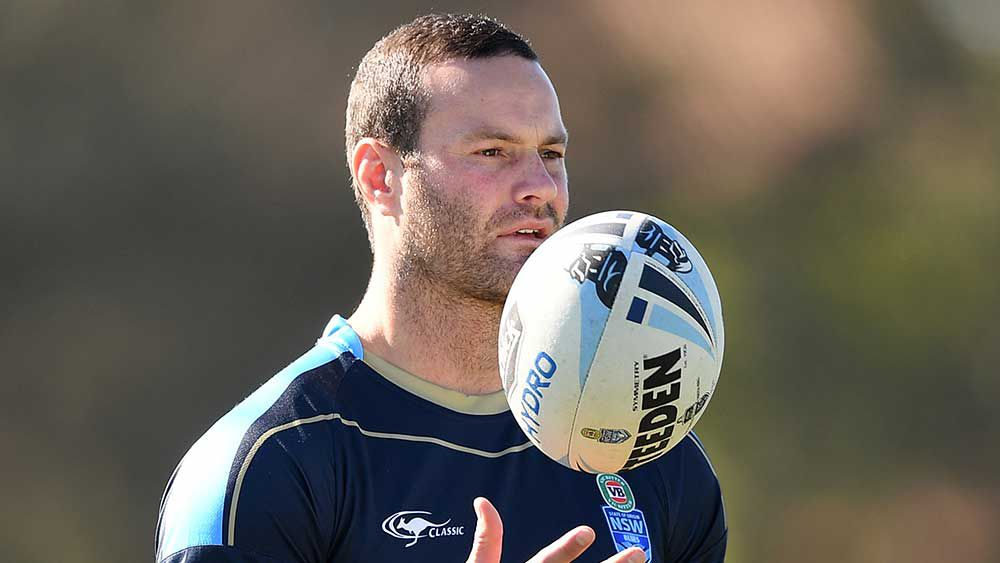 Blues wait on Cordner after Titans test