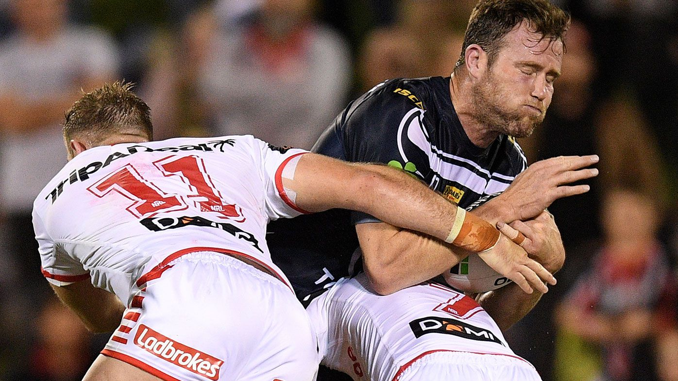 Dragons see off the Cowboys
