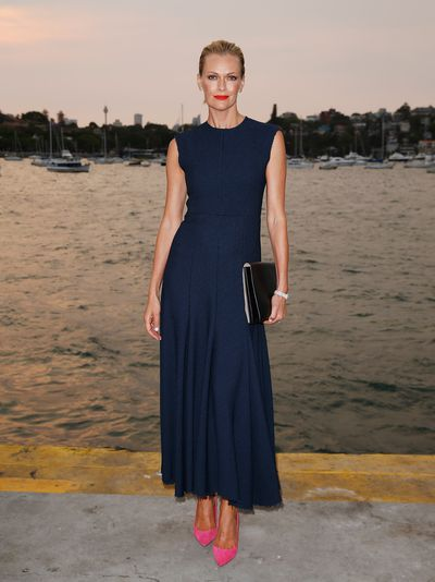 <p>Sarah Murdoch - Model and TV Host</p> <p>Age: 45</p> <p> Go-to labels: Acne, Givenchy and Roland Mouret<br> <br> </p>