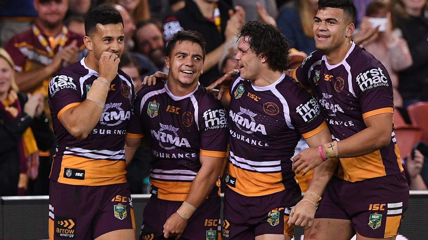 On-song Broncos put 50 points on Panthers
