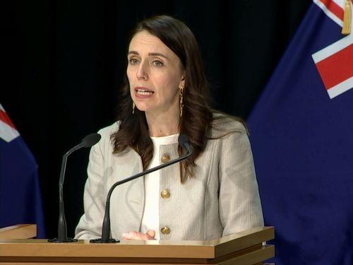 Prime Minister Jacinda Ardern delays election until October 17