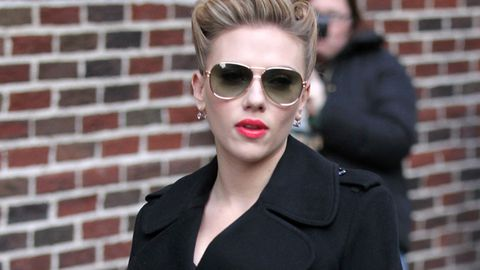Scarlett Johansson hates being called 'ScarJo'