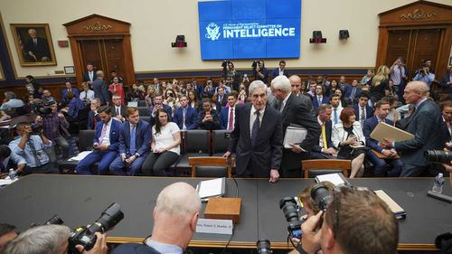 Robert Mueller's testimony to Congress enraged Donald Trump, who vented over Twitter.