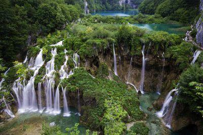 20. Plitvice Lakes National Park, Croatia