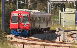 Adelaide facing train strike if pay deal can't be reached