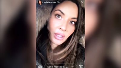 Olivia Munn reveals new 'luscious lips' due to lip liner after backlash over fuller pout