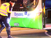 The four bus versus pedestrian accidents have prompted a call from authorities for pedestrians and drivers to watch out when on or near roads.