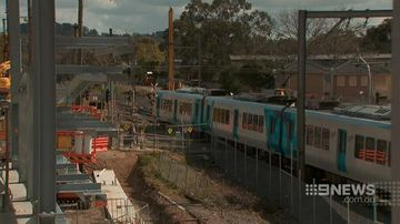 VIDEO: Melbourne trains set for three months of disruption