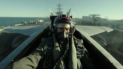 Tom Cruise drops surprise first trailer for Top Gun sequel