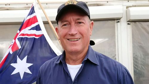 Politicians have called into question Senator Fraser Anning's right to stand in parliament after he attended a far-right rally in Melbourne yesterday. (AAP)