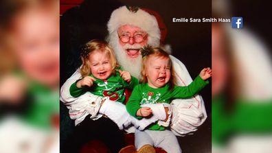 Hilarious Santa photo fails