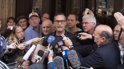 High-profile priest abuse survivor also an abuser