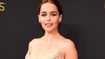Emilia Clarke compares being a woman in Hollywood to 'dealing with racism'