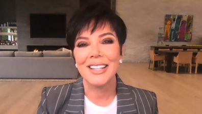 Kris Jenner chats to Ellen about awkward sexual encounter