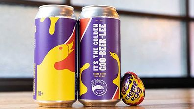 Cadbury sparks frenzy with Creme Egg beer