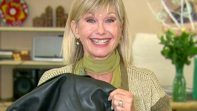 Olivia Newton-John overjoyed to be fit enough to attend Melbourne event