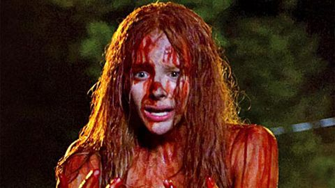 First pics from Carrie remake: Kick-Ass star gets bloody