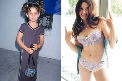 As youngest daughter Ruthie, we saw the adorable Mackenzie Rosman grow up on TV. <br/><br/>Aside from acting, she is an accomplished equestrian show jumper and charity activist. <br/><br/>Mackenzie shocked fans when she posed in her underwear for Maxim Magazine last year.