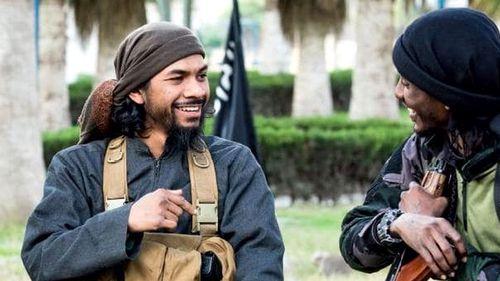 Neil Prakash features in an ISIS propaganda video.