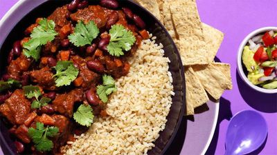 "<a href=""http://kitchen.nine.com.au/2017/03/10/15/51/lamb-chilli-con-carne"" target=""_top"">Lamb chilli con carne</a><br /> <br /> <a href=""http://kitchen.nine.com.au/2016/07/25/11/54/family-friendly-mince-recipes-that-arent-spag-bol"" target=""_top"">More mince recipes that aren't spag bol</a>"