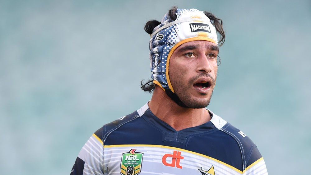 North Queensland's Johnathan Thurston is fit and ready to fire against Melbourne in Saturday's blockbuster NRL qualifying final.