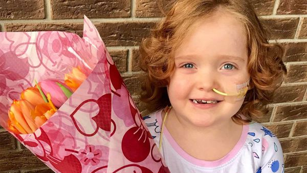 Facebook/Jazmyn's Journey with Acute Lymphoblastic Leukaemia