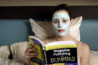 Examples: Jennifer Garner in <i>Suddenly 30</i>, Sandra Bullock in <i>The Proposal</i>, Anne Hathaway and Meryl Streep in <i>The Devil Wears Prada</i>.