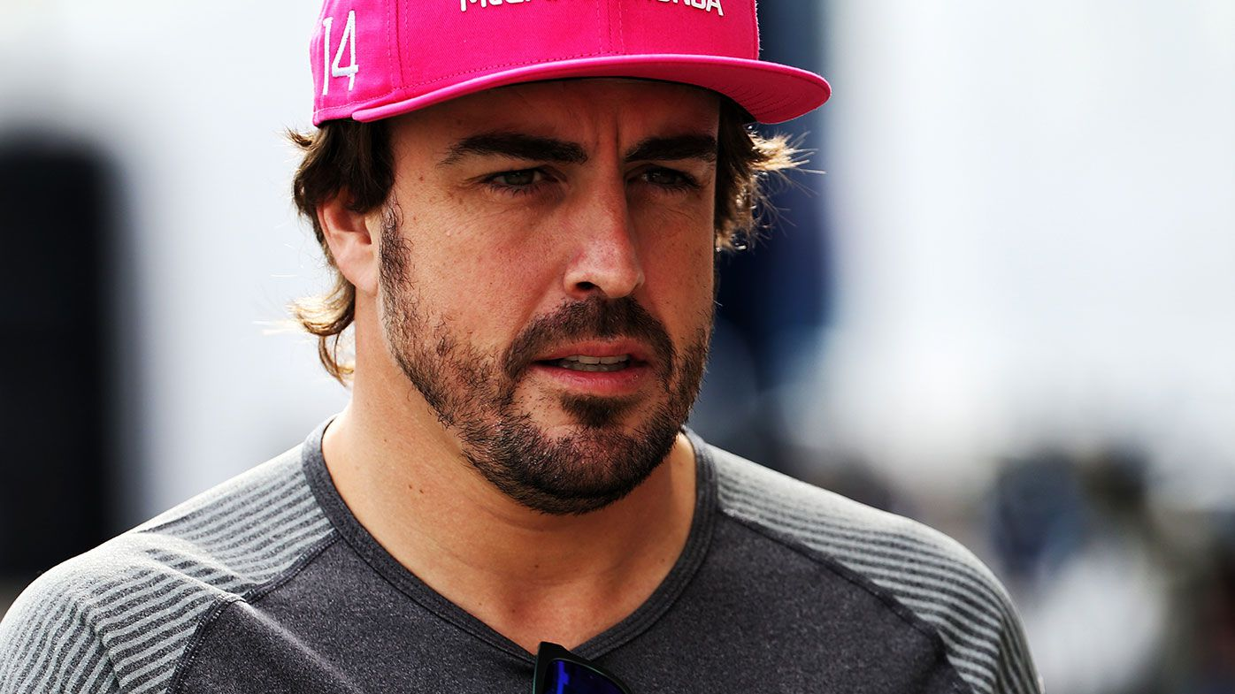 Fernando Alonso to retire from F1 at end of season