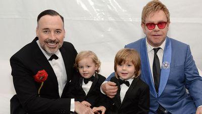 Elton John and David Furnish: Now…