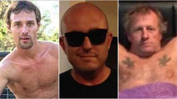 A Queensland father and son who allegedly killed a man by locking him in a fishing esky and feeding him drug-laced water have had their murder convictions downgraded to manslaughter.
