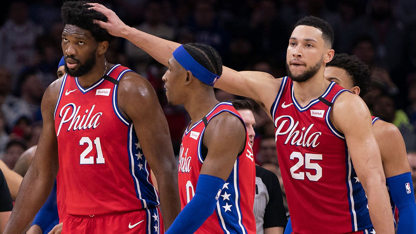 JJ Redick says Philadelphia 76ers have been hindered by constant upheaval of personnel