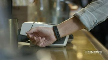 Big Four banks introducing wearable payment technology
