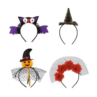 "Just wear civvies and add a headband! <a href=""http://www.kmart.com.au/product/halloween-headband---assorted/1725346"" target=""_blank"">Kmart headbands, $2 each.</a>"