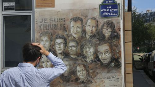 Charlie Hebdo, market attacks turned widow into fugitive