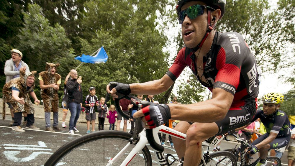 Richie Porte remains one of the world's top cyclists. (AAP)