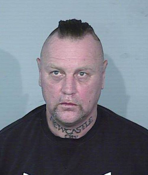 Police issued a public appeal for any information regarding Mr Brooks' whereabouts on April 25. (Newcastle Police)